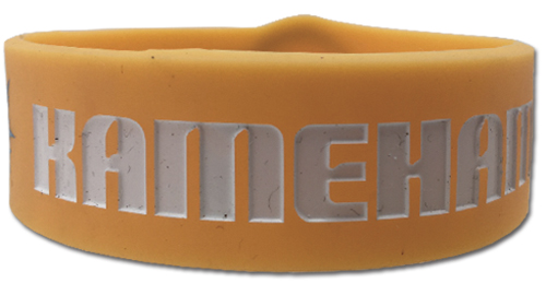 Dragon Ball Z - Kamehameha Pvc Wristband, an officially licensed product in our Dragon Ball Z Wristbands department.