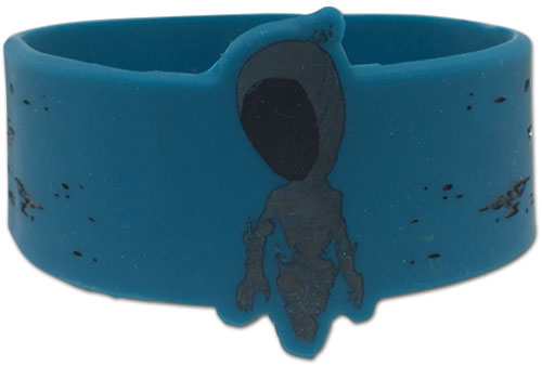 Ajin - Sd Kei's Invisible Black Matter Pvc Wristband, an officially licensed product in our Ajin Wristbands department.
