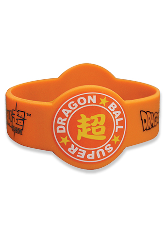 Dragon Ball Super - Dbs Icon 01 Pvc Wristband officially licensed Dragon Ball Super Wristbands product at B.A. Toys.
