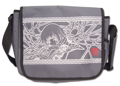 Hell Girl Enma Messenger Bag officially licensed product at B.A. Toys.