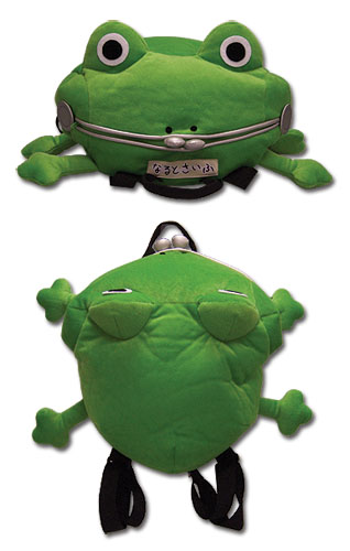 Naruto Frog Plush Special Bag, an officially licensed product in our Naruto Bags department.