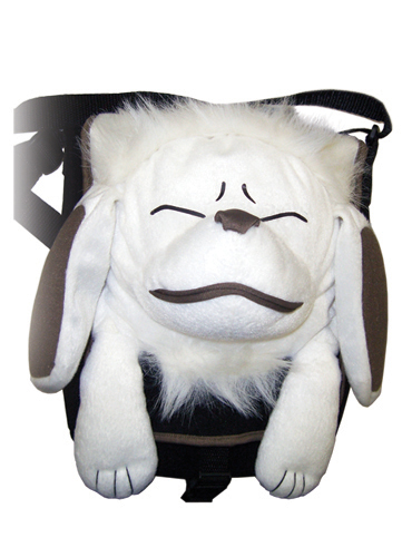 Naruto Akamaru Plush Messenger Bag, an officially licensed product in our Naruto Bags department.