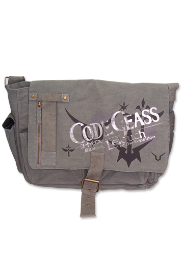 Code Geass Symbol Messenger Bag, an officially licensed product in our Code Geass Bags department.