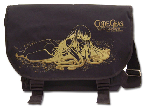 Code Geass C.C. Messenger Bag, an officially licensed product in our Code Geass Bags department.