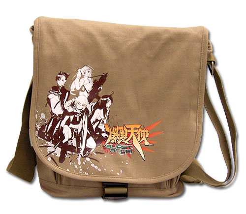 Burst Angel The Group Messenger Bag, an officially licensed product in our Burst Angel Bags department.