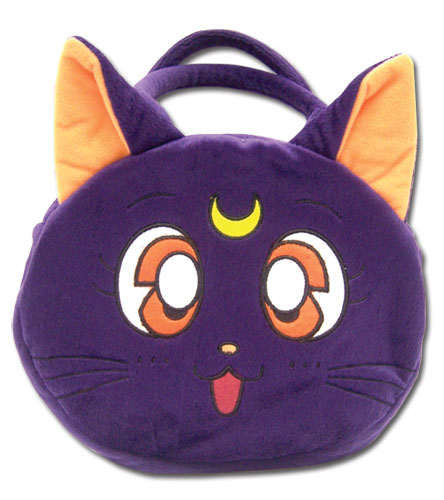 Sailormoon Luna Handbag, an officially licensed Sailor Moon Bag