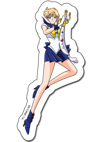 Sailormoon S Sailor Uranus Sticker, an officially licensed product in our Sailor Moon Stickers department.
