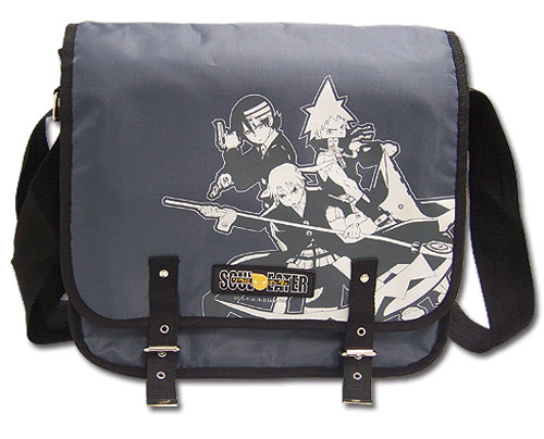 Soul Eater Meisters Messenger Bag, an officially licensed product in our Soul Eater Bags department.