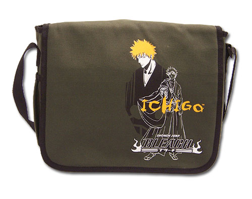 Bleach Ichigo Messenger Bag, an officially licensed Bleach Bag