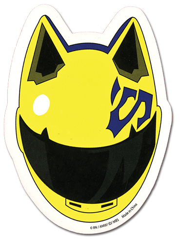 Durarara!! Celty Sticker officially licensed Durarara!! Stickers product at B.A. Toys.