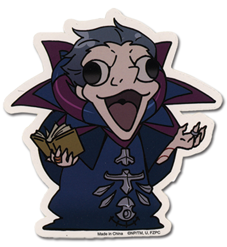 Fate/Zero Caster Sticker, an officially licensed product in our Fate/Zero Stickers department.