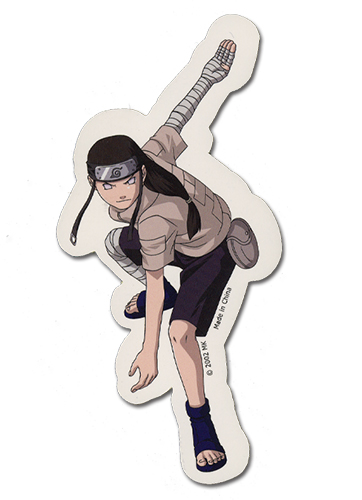 Naruto Neji Sticker, an officially licensed product in our Naruto Stickers department.