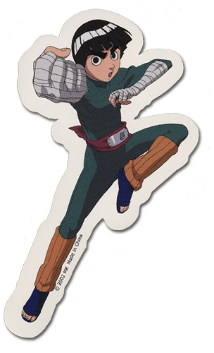 Naruto Rock Lee Sticker, an officially licensed product in our Naruto Stickers department.