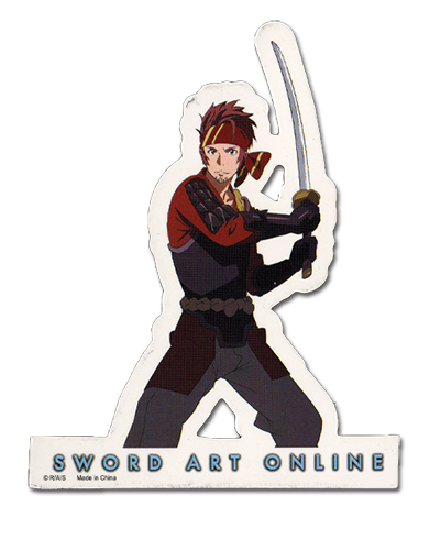 Sword Art Online Klien Sticker, an officially licensed product in our Sword Art Online Stickers department.