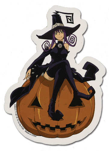 Soul Eater Blair Sticker, an officially licensed product in our Soul Eater Stickers department.