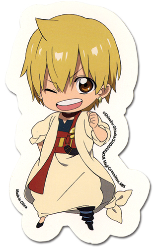 Magi Alibaba Sticker, an officially licensed product in our Magi Stickers department.