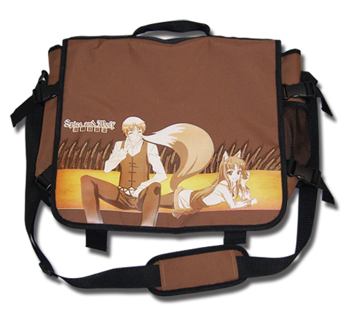 Spice And Wolf Holo Messenger Bag, an officially licensed product in our Spice & Wolf Bags department.