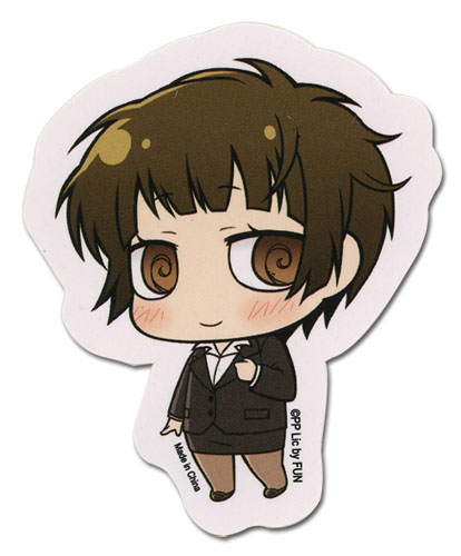 Psycho - Pass - Sk Akane Sticker, an officially licensed product in our Psycho-Pass Stickers department.