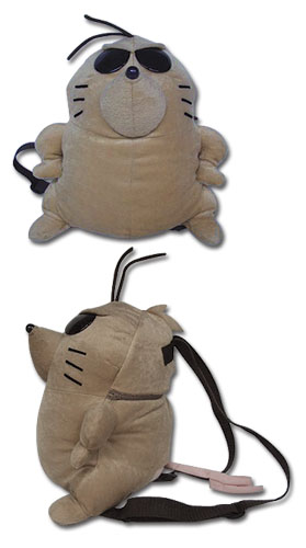 Gurren Lagann Boota Plush Bag, an officially licensed product in our Gurren Lagann Bags department.