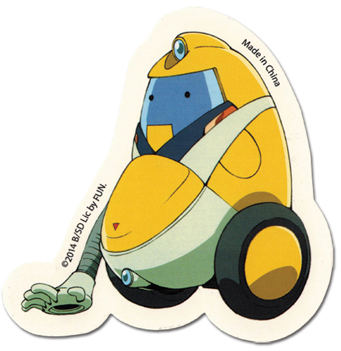 Space Dandy - Qt Sticker, an officially licensed product in our Space Dandy Stickers department.