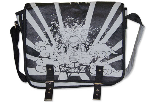 Dragon Ball Z Trunks Messenger Bag, an officially licensed product in our Dragon Ball Z Bags department.