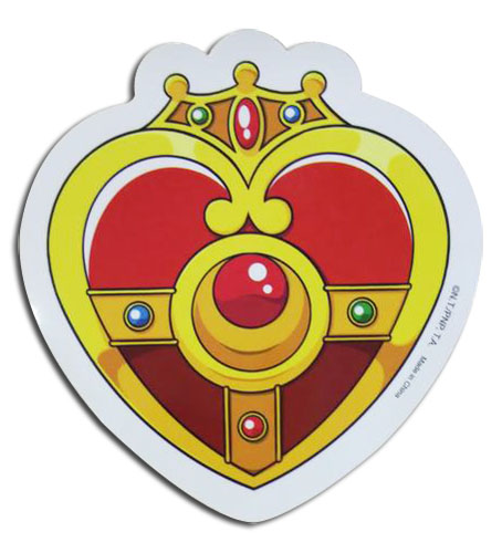 Sailor Moon - Cosmic Heart Sticker, an officially licensed product in our Sailor Moon Stickers department.