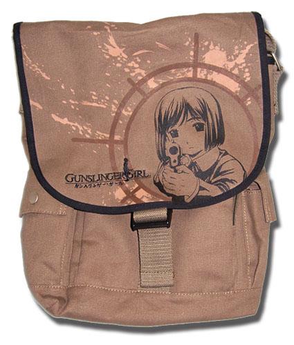 Gunslinger Girl Henrietta Messenger Bag, an officially licensed product in our Gunslinger Girl Bags department.