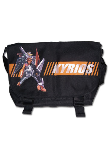 Gundam 00 Kyrios Messenger Bag, an officially licensed product in our Gundam 00 Bags department.