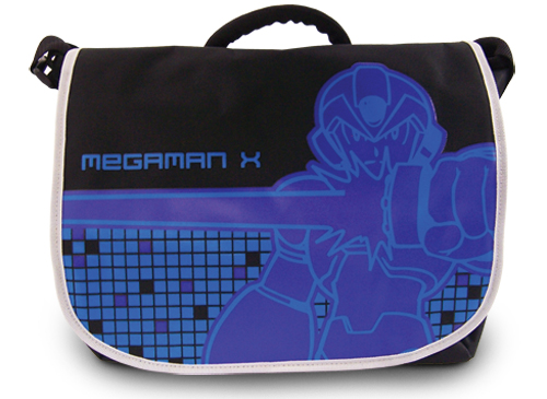 Megaman X6 Mega Man X6 Messenger Bag, an officially licensed product in our Mega Man Bags department.