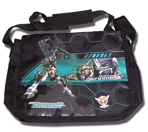 Gundam 00 Dynames Messenger Bag, an officially licensed product in our Gundam 00 Bags department.