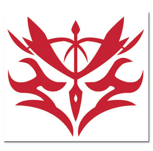 Fate/Zero Kayneth Command Seal Temporary Tattoo, an officially licensed Fate/Zero product at B.A. Toys.