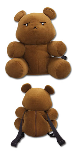 Ouran High School Host Club Tamaki's Bear Plush Bag, an officially licensed product in our Ouran High School Host Club Bags department.