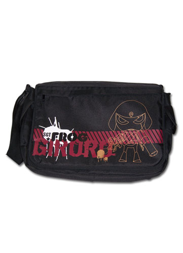 Sergeant Frog Giroro Messenger Bag, an officially licensed product in our Sergeant Frog Bags department.