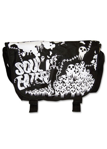 Soul Eater Skull Messenger Bag, an officially licensed product in our Soul Eater Bags department.