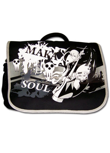Soul Eater - Soul Maki Messenger Bag, an officially licensed product in our Soul Eater Bags department.