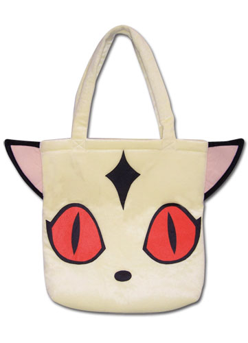Inuyasha Kirara Tote Bag, an officially licensed product in our Inuyahsa Bags department.