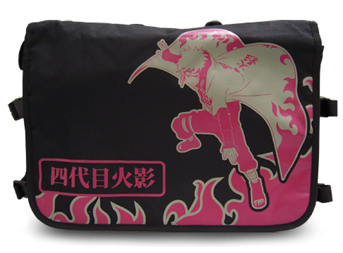 Naruto Shippuden 4Th Hokage Messenger Bag, an officially licensed product in our Naruto Shippuden Bags department.