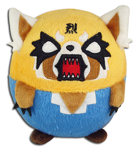 Aggretsuko - Retsuko 02 Ball Plush 4
