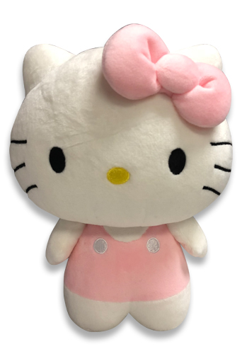 Hello Kitty - Hello Kitty Fall/Winter Plush 8'', an officially licensed product in our Hello Kitty Plush department.