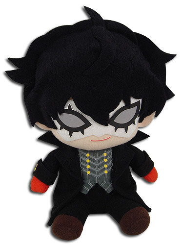 Persona 5 - Phantom Thief Ver. Sitting Pose Plush 6