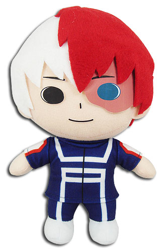 My Hero Academia S2 - Shoto Plush 7'', an officially licensed product in our My Hero Academia Plush department.