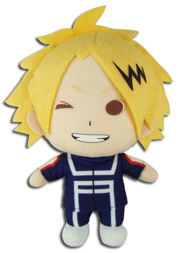 My Hero Academia S2 - Kaminari Plush 7'', an officially licensed product in our My Hero Academia Plush department.