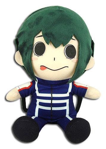 My Hero Academia - Tsuyu Sitting Pose Plush 7