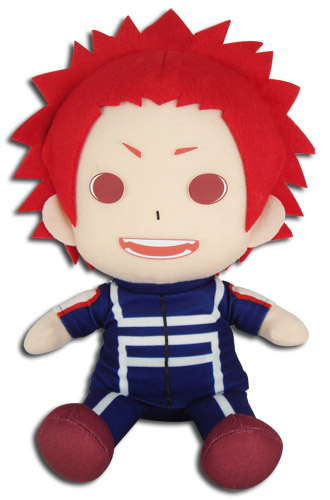 My Hero Academia - Kirishima Sitting Plush 7'', an officially licensed product in our My Hero Academia Plush department.