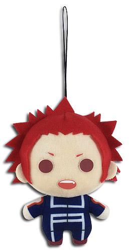 My Hero Academia - Kirishima Plush 4'' officially licensed My Hero Academia Plush product at B.A. Toys.