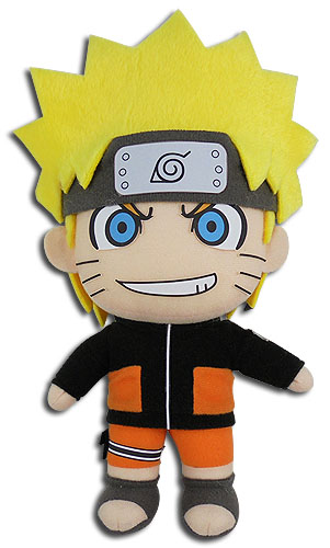 Naruto Shippuden - Naruto Plush 8'', an officially licensed product in our Naruto Shippuden Plush department.