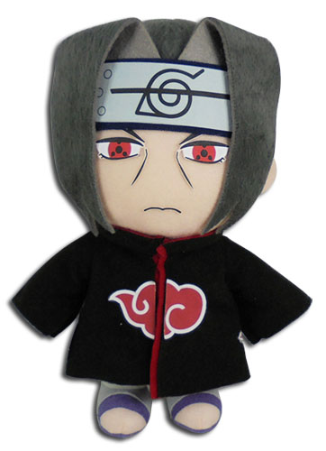 Naruto Shippuden - Itachi Plush 8'', an officially licensed product in our Naruto Shippuden Plush department.
