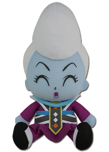 Dragon Ball Super - Whis Sitting Plush 7'', an officially licensed product in our Dragon Ball Super Plush department.