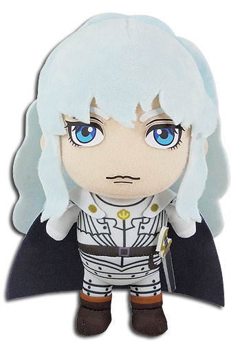 Berserk - Griffith Plush 8, an officially licensed Berserk product at B.A. Toys.
