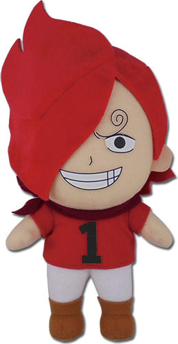 One Piece - Ichiji Child Plush 8'' officially licensed One Piece Plush product at B.A. Toys.